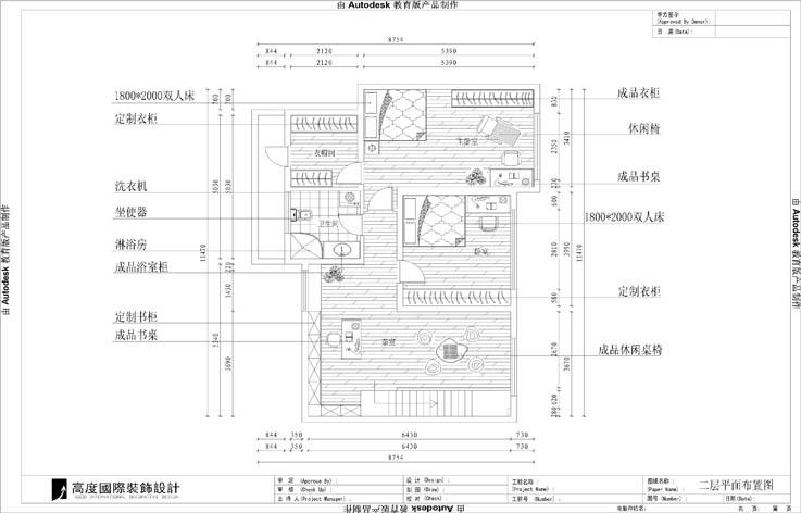 欧式 三居 装修 设计 户型图图片来自张邯在高度国际-鲁能7号院的分享