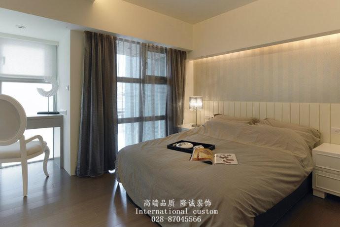混搭 白领 收纳 旧房改造 80后 舒适 温馨 跃层 卧室图片来自fy1831303388在金沙湖的分享