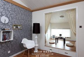 简约 三居 白领 收纳 旧房改造 80后 舒适 温馨 书房图片来自fy1831303388在翰香府的分享