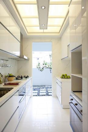 简约 四居 舒适 温馨 白领 收纳 旧房改造 80后 小资 厨房图片来自fy1831303388在长城半岛实景照的分享