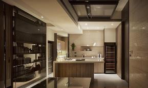 中式 三居 收纳 白领 厨房图片来自武汉全有装饰在汉口城市广场110平中式风格的分享
