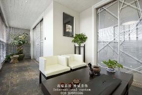 简约 三居 白领 收纳 旧房改造 80后 舒适 温馨 阳台图片来自fy1831303388在国韵村的分享