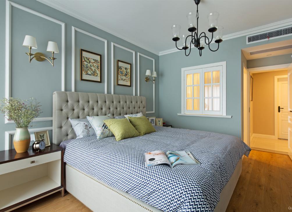 简约 卧室图片来自西安紫苹果装饰总部在白鹿溪谷的分享