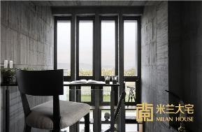 简约 现代 复式 小资 阳台图片来自米兰大宅设计会所在益阳碧桂园-现代简约的分享