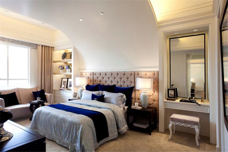 卧室图片来自湖南名匠装饰在金科时代中心2室2厅1卫108平米的分享