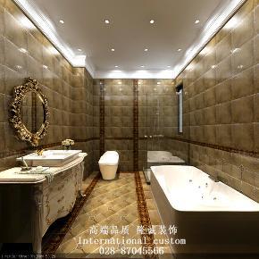 田园 收纳 旧房改造 80后 美式 舒适 温馨 小资 白领 卫生间图片来自fy1831303388在中铁金山美式的分享