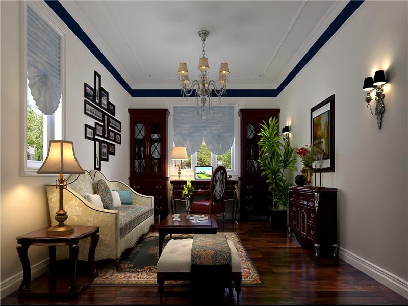 欧式 新古典 欧式新古典 别墅 格林云墅 客厅 其他图片来自沙漠雪雨在格林云墅300平米欧式新古典大宅的分享
