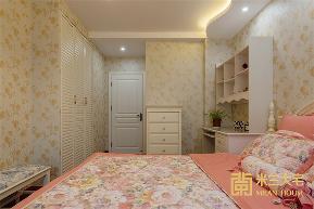 美式 新古典 复式楼 小资 儿童房图片来自米兰大宅设计会所在美式新古典的分享