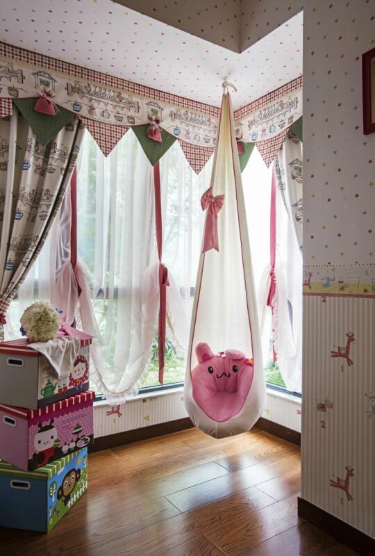 简约 欧式 田园 三居 二居 混搭 别墅 旧房改造 卧室图片来自紫禁尚品国际装饰高晓媛在温馨舒适的欧式田园风格的分享