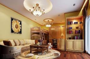 别墅 白领 收纳 旧房改造 80后 小资 舒适 温馨 儿童房图片来自fy1831303388在渥嘉郡的分享