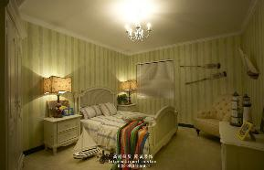 三居 白领 收纳 旧房改造 80后 小资 地中海 舒适 温馨 卧室图片来自fy1831303388在金色海伦的分享