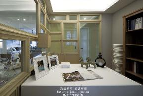 白领 收纳 旧房改造 80后 小资 美式 舒适 温馨 高富帅 书房图片来自fy1831303388在中铁奥维尔美式的分享