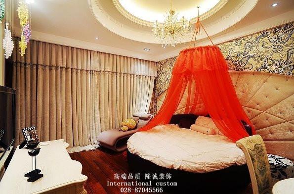 欧式 白领 收纳 旧房改造 80后 舒适 温馨 小资 卧室图片来自fy1831303388在金沙西野的分享