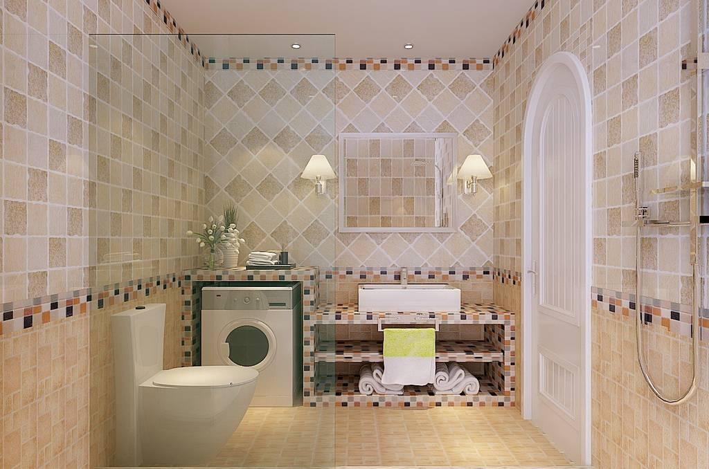 混搭 二居 卫生间图片来自我爱我家装饰-郭15910402423在二居混搭的分享