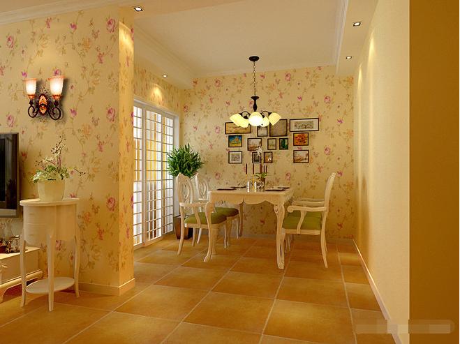 简约 三居 餐厅图片来自西安紫苹果装饰工程有限公司在青城的分享