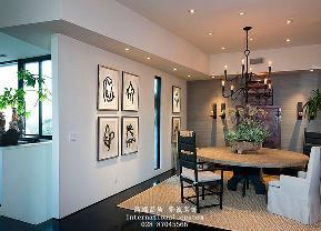 跃层 美式 舒适 温馨 白领 收纳 旧房改造 80后 小资 餐厅图片来自fy1831303388在紫辰苑的分享