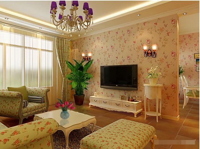 简约 三居 客厅图片来自西安紫苹果装饰工程有限公司在青城的分享