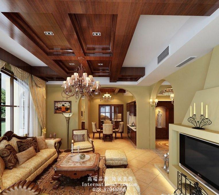 别墅 白领 收纳 旧房改造 80后 小资 舒适 温馨 客厅图片来自fy1831303388在渥嘉郡的分享