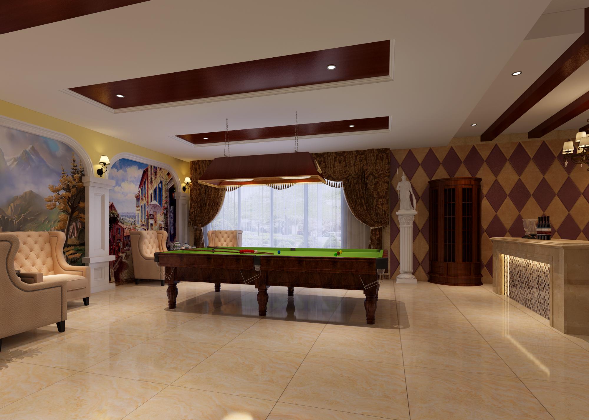 别墅 复式 其他图片来自武汉一号家居网装修在金地圣爱米伦385平欧式复式洋房的分享