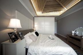 白领 收纳 旧房改造 80后 小资 美式 舒适 温馨 高富帅 卧室图片来自fy1831303388在中铁奥维尔美式的分享