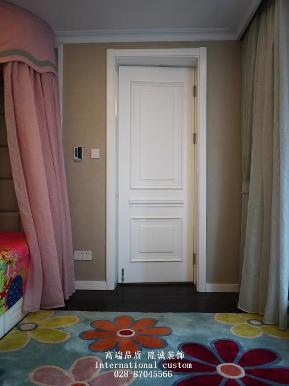 欧式 三居 白领 收纳 旧房改造 80后 小资 舒适 温馨 卧室图片来自fy1831303388在华侨城的分享