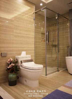 欧式 三居 白领 收纳 旧房改造 80后 小资 舒适 温馨 卫生间图片来自fy1831303388在华侨城的分享