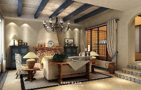 三居 白领 收纳 旧房改造 80后 小资 地中海 舒适 温馨 客厅图片来自fy1831303388在金色海伦的分享
