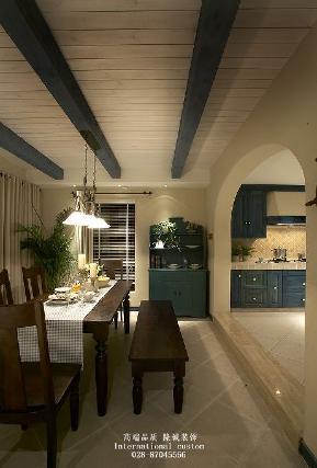 三居 白领 收纳 旧房改造 80后 小资 地中海 舒适 温馨 餐厅图片来自fy1831303388在金色海伦的分享