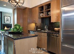 跃层 美式 舒适 温馨 白领 收纳 旧房改造 80后 小资 厨房图片来自fy1831303388在紫辰苑的分享