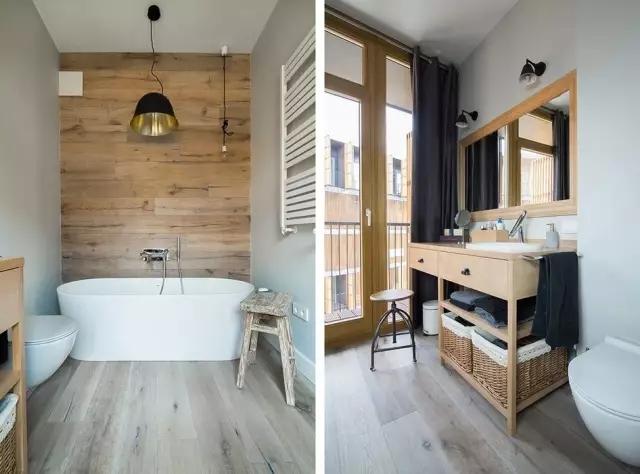 简约 欧式 田园 混搭 二居 三居 别墅 收纳 旧房改造 卫生间图片来自实创装饰晶晶在95㎡两室两卫的分享