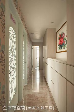 新古典 别墅 法式 收纳 其他图片来自幸福空间在119平法式浪漫缔造新时代品味的分享