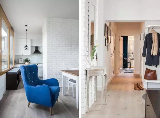 简约 欧式 田园 混搭 二居 三居 别墅 收纳 旧房改造 客厅图片来自实创装饰晶晶在95㎡两室两卫的分享