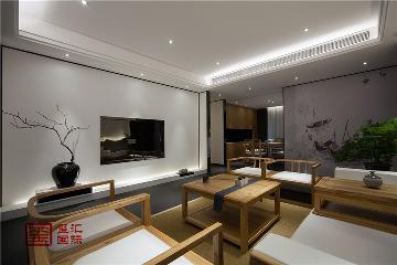 紫晶悦城156平现代风格
