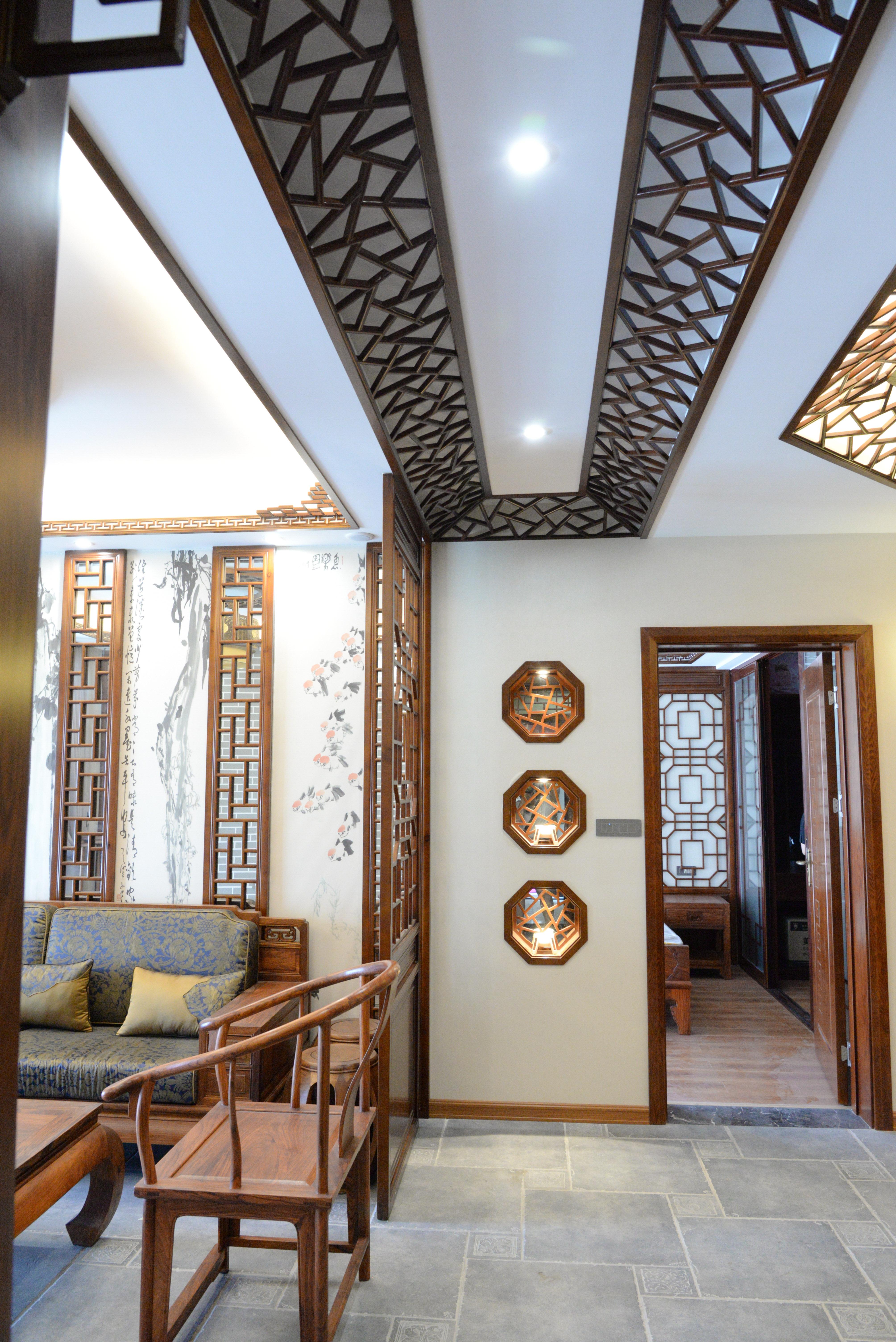 客厅图片来自JingYiPrize人居空间设计大赛在唐林-万达华府c3-1-1201 贺宅的分享