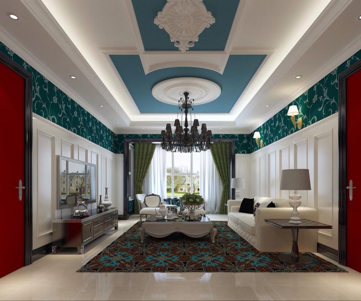 客厅图片来自JingYiPrize人居空间设计大赛在邵英鹏-龙湖长楹天街的分享