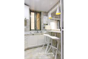 简约 二居 白领 收纳 旧房改造 80后 小资 舒适 温馨 厨房图片来自fy1831303388在远大中央公园的分享