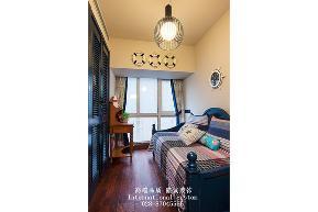 混搭 二居 白领 收纳 旧房改造 80后 小资 舒适 温馨 儿童房图片来自fy1831303388在南湖世纪的分享