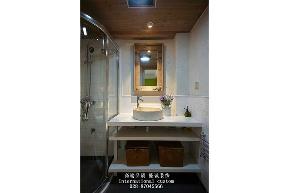 三居 简约 白领 收纳 旧房改造 80后 小资 舒适 温馨 卫生间图片来自fy1831303388在致瑞雅苑的分享