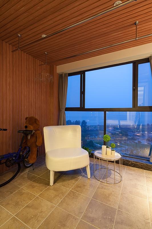 阳台图片来自北京紫禁尚品国际装饰kangshuai在远洋天著别墅177平米的分享