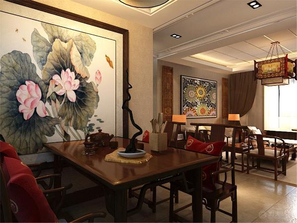 。在地面铺装方面,客厅餐厅走廊采用800*800的包釉瓷砖,显得空间比较宽敞与明亮。