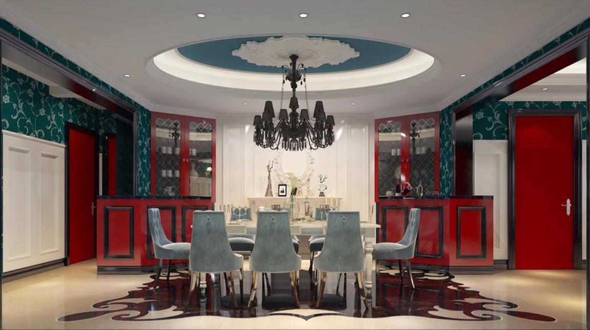 餐厅图片来自JingYiPrize人居空间设计大赛在邵英鹏-龙湖长楹天街的分享