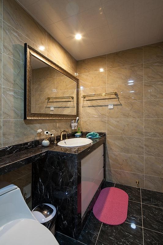 卫生间图片来自北京紫禁尚品国际装饰kangshuai在远洋天著别墅177平米的分享