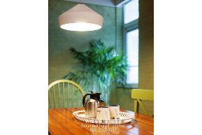 混搭 二居 白领 收纳 旧房改造 80后 小资 舒适 温馨 餐厅图片来自fy1831303388在南湖世纪的分享