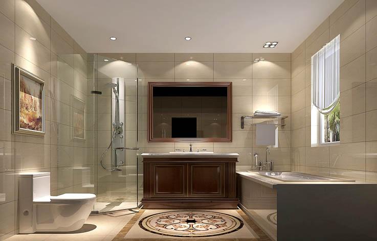 简约 三居 80后 装修 设计 卫生间图片来自张邯在高度国际-潮白河孔雀城5的分享