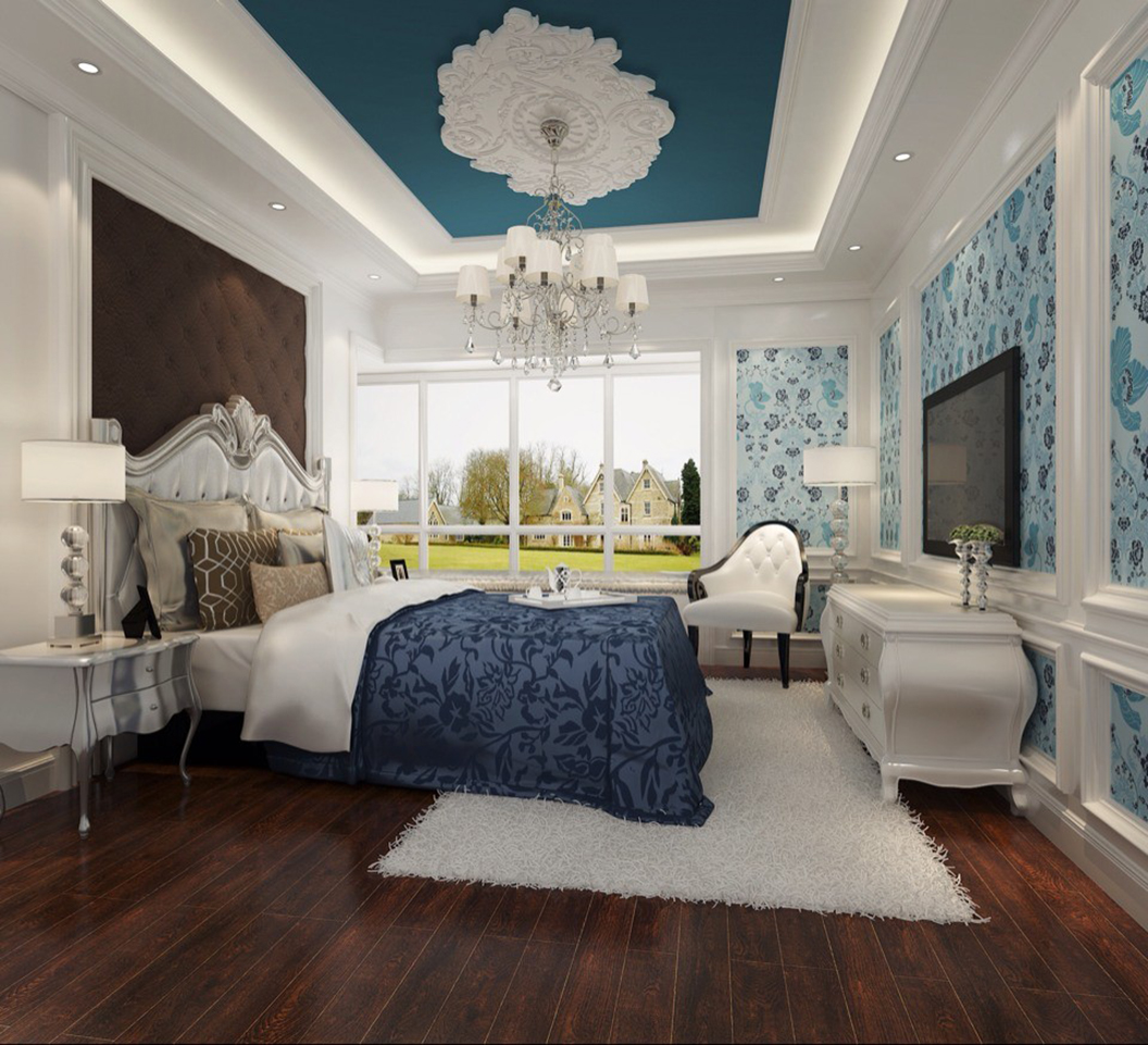 卧室图片来自JingYiPrize人居空间设计大赛在邵英鹏-龙湖长楹天街的分享