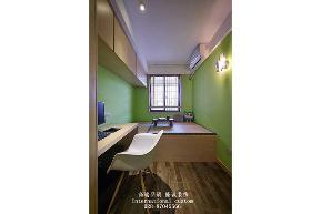 三居 简约 白领 收纳 旧房改造 80后 小资 舒适 温馨 书房图片来自fy1831303388在致瑞雅苑的分享