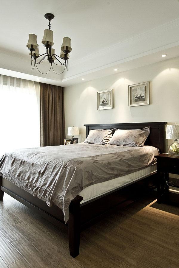 三居 复式 卧室图片来自北京大成日盛装饰设计在美式 复式 大成日盛案例欣赏的分享