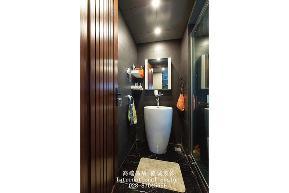 混搭 二居 白领 收纳 旧房改造 80后 小资 舒适 温馨 卫生间图片来自fy1831303388在南湖世纪的分享