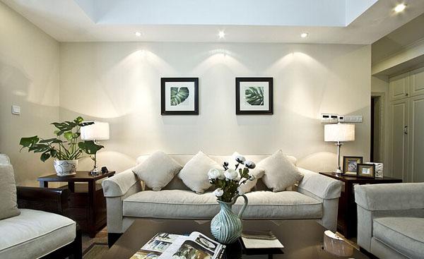 三居 复式 客厅图片来自北京大成日盛装饰设计在美式 复式 大成日盛案例欣赏的分享