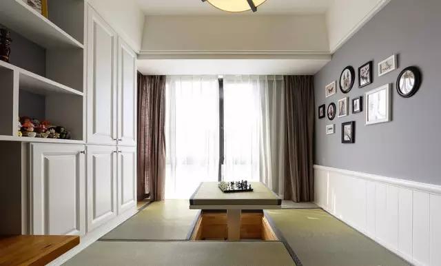 简约 欧式 田园 混搭 二居 三居 别墅 收纳 旧房改造 其他图片来自实创装饰晶晶在124㎡美式风大两居的分享